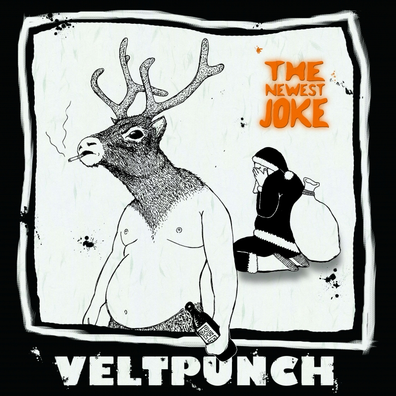 8th ALBUM 「THE NEWEST JOKE」