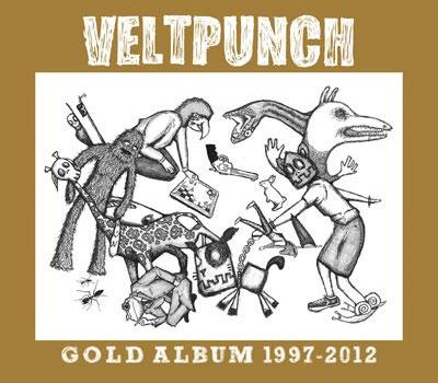 BEST ALBUM 「GOLD ALBUM 1997-2012」