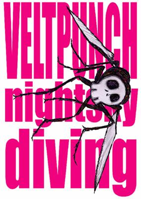 LIVE DVD 「nightsky diving」
