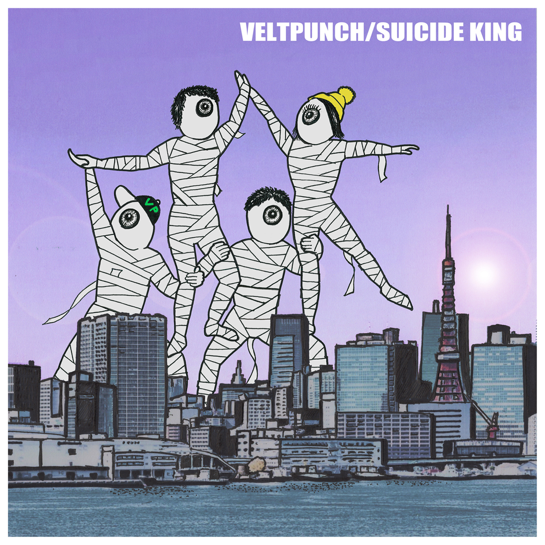9th ALBUM 「SUICIDE KING」