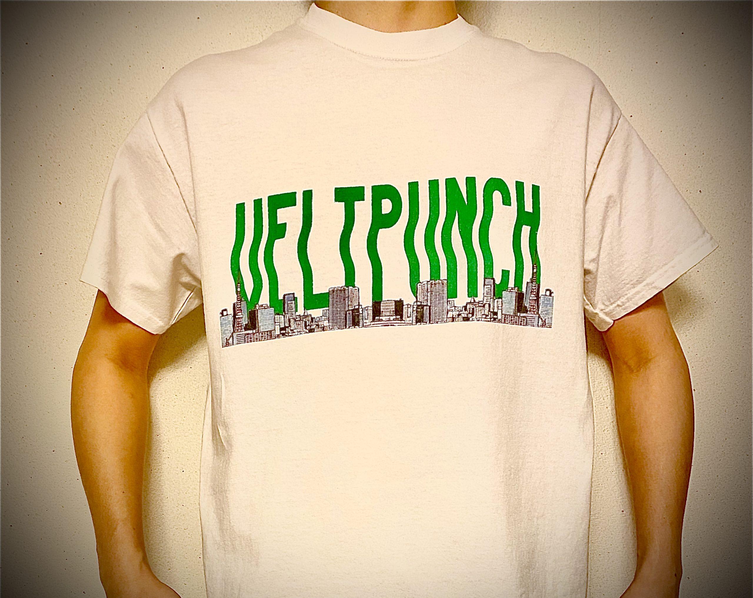 VELTPUNCH新デザインTシャツ受注開始のお知らせ